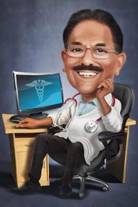 Doctor-Caricature-22387
