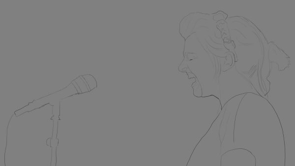 Portrait of a Singer - STAGE 1